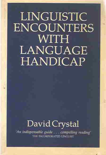 Image for Linguistic Encounters with Language Handicap