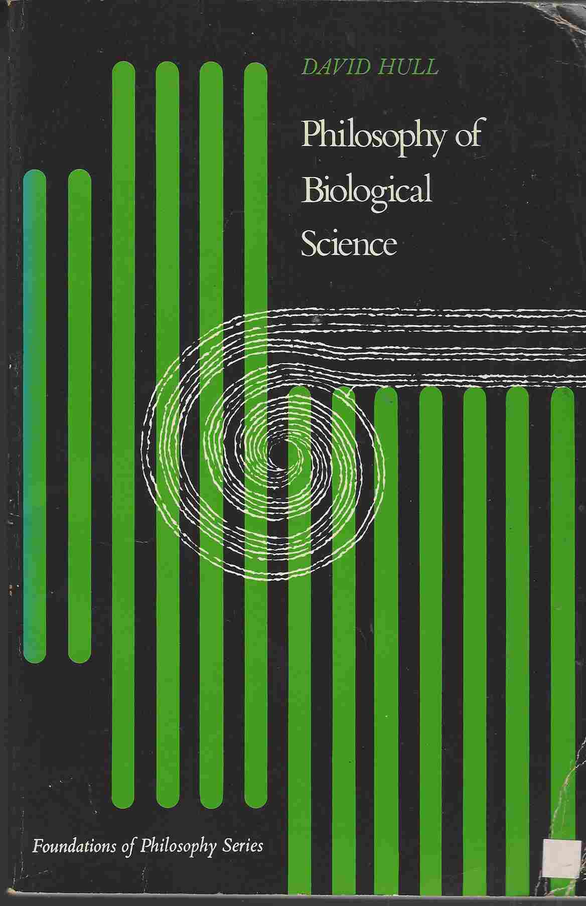 Image for Philosophy of Biological Science