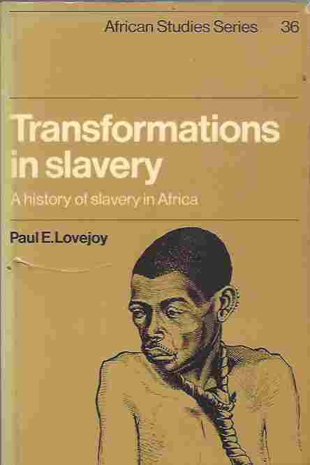 Image for Transformations in Slavery  A History of Slavery in Africa