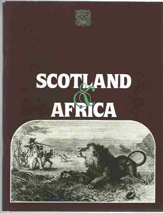 Image for Scotland and Africa  Exhibition Catalogue