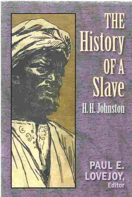 Image for The History of a Slave