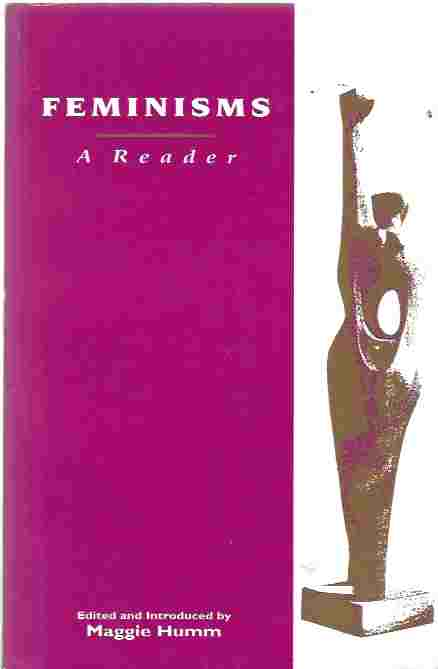 Image for Feminisms  A Reader