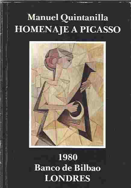 picasso homenaje spanish edition