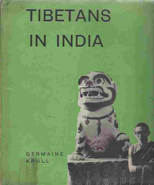 Image for Tibetans in India