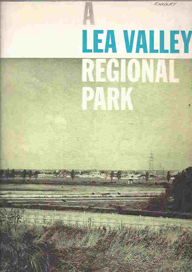 Image for Lee Valley Park plan  Adopted by the Authority on 20th March 1986