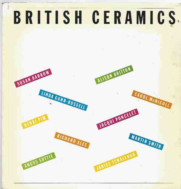 Image for British Ceramics
