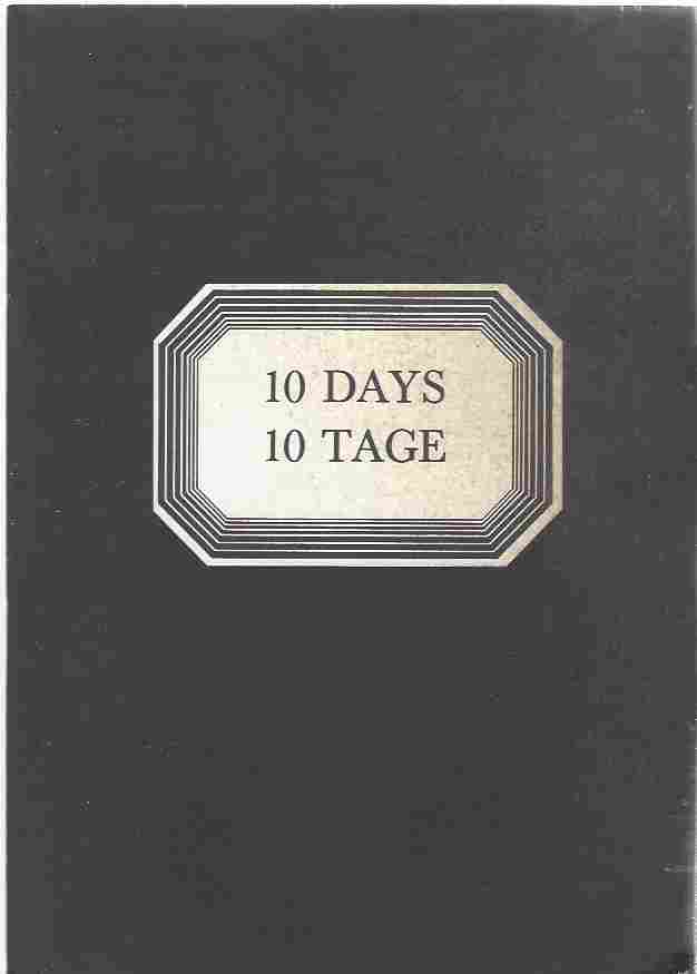 Image for 10 Days An English Lie. Hunger Makes Free