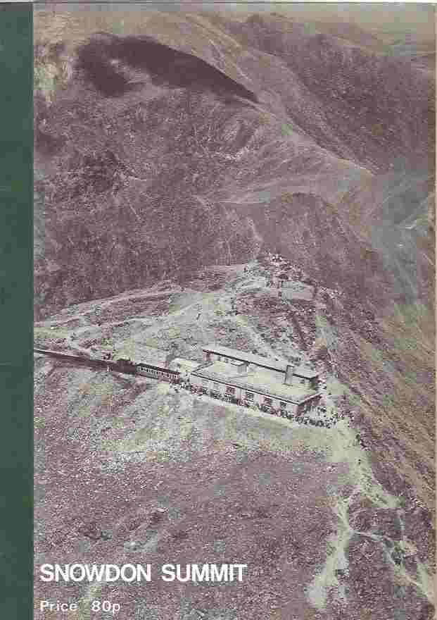 Snowdon Summit : A Report Prepared by Leonard Manasseh & Partners, Architects and Planning Consultants at the Request of the Countryside Commission