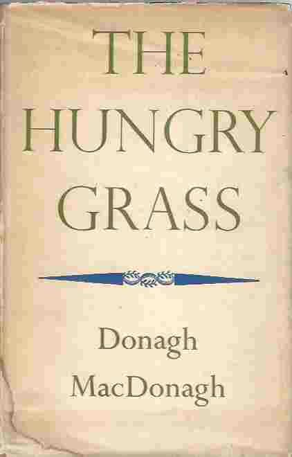Image for The Hungry Grass - Poems