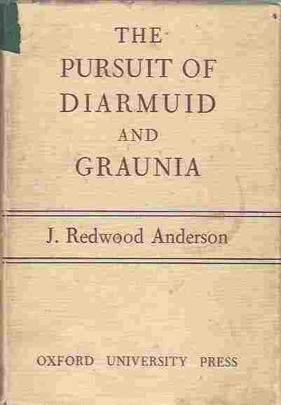 Image for The Pursuit of Diarmuid and Graunia
