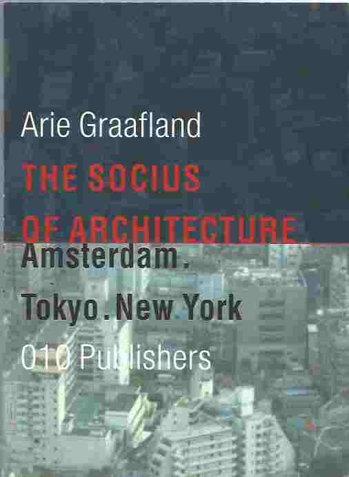 Image for Socius of Architecture Amsterdam, Tokyo, New York