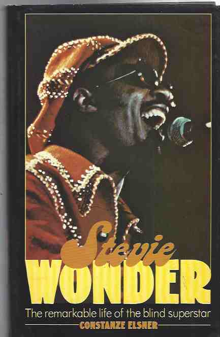 Image for Stevie Wonder [signed copy]