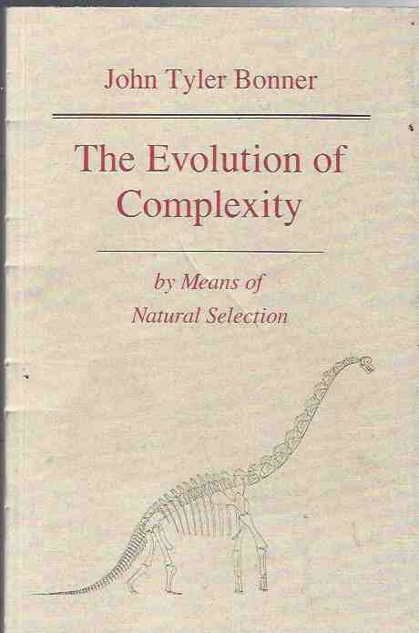 Image for The Evolution of Complexity by Means of Natural Selection