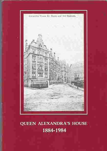 Image for Queen Alexandra's House 1884-1984