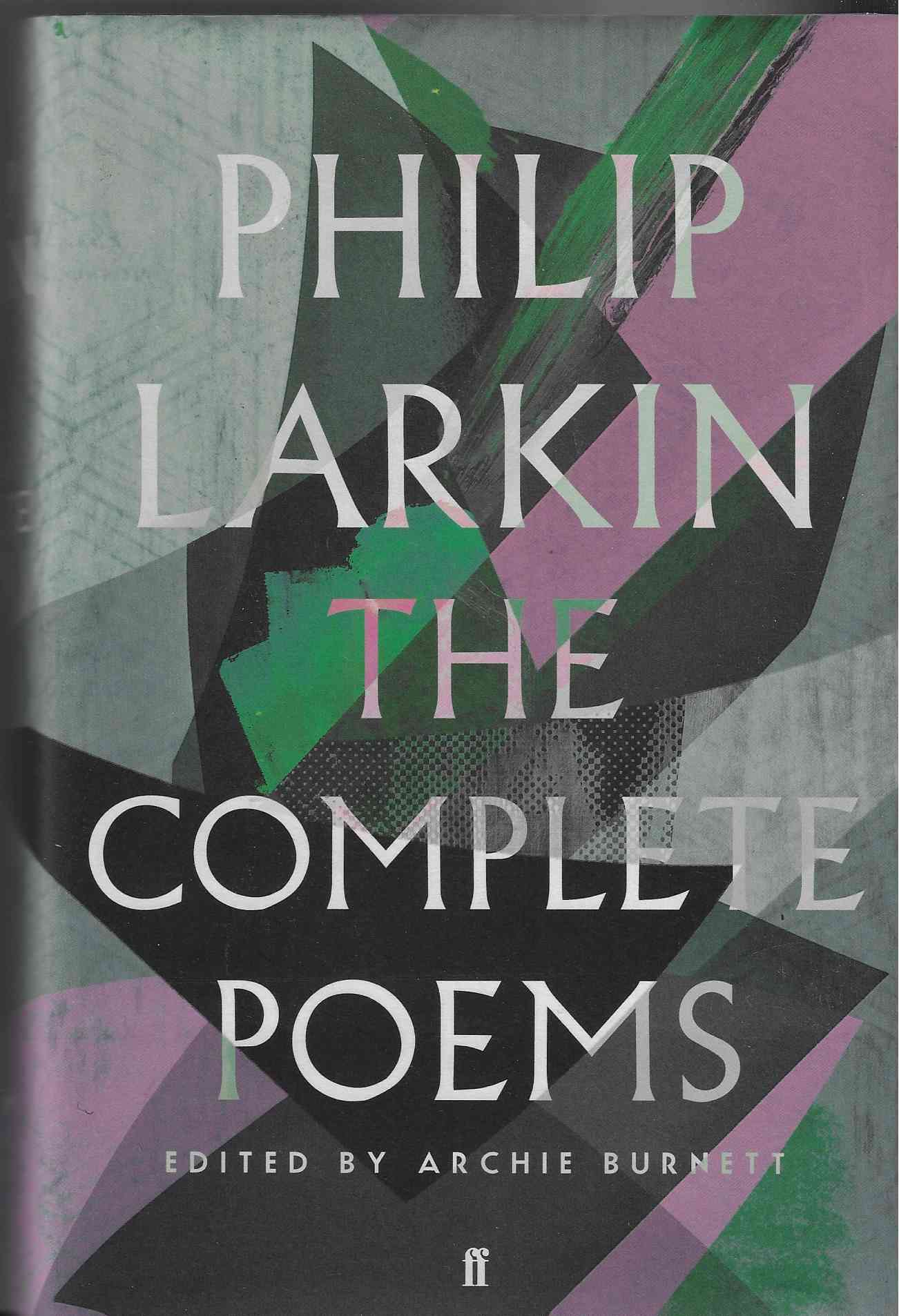 Image for The Complete Poems of Philip Larkin