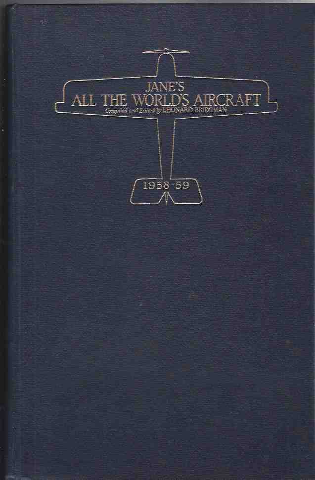 Image for Jane's all the World's Aircraft 1958-59