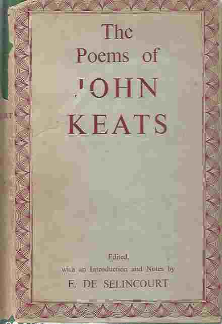 Image for The Poems of John Keats