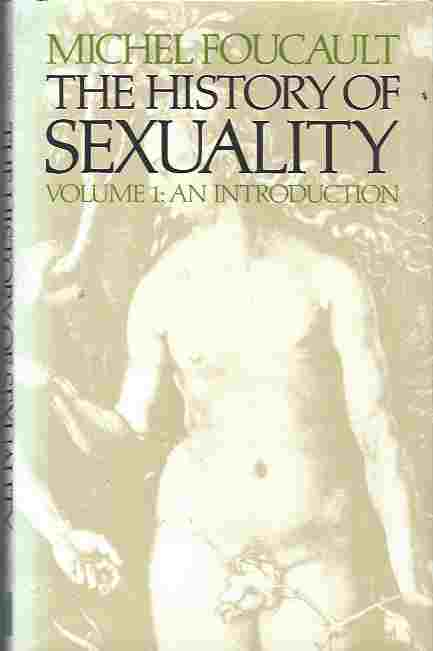Image for The History of Sexuality An Introduction V. 1