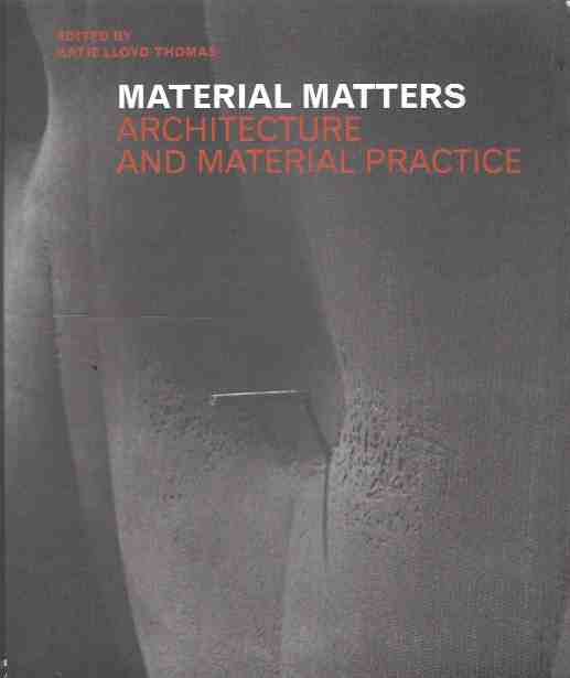 Image for Material Matters: Architecture and Material Practice