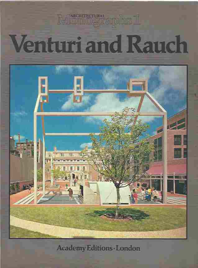 Image for Venturi and Rauch.  The Public Buildings