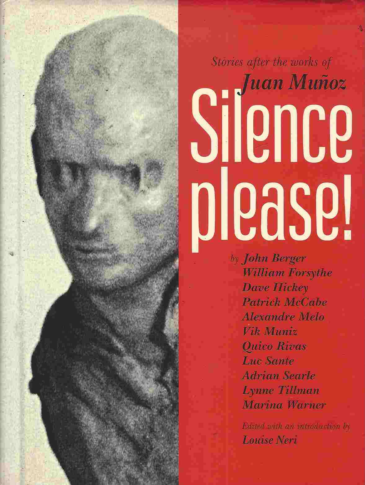 Image for Juan Munoz Silence, Please!
