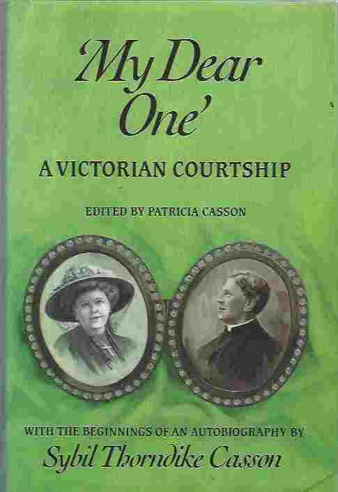 Image for My Dear One A Victorian Courtship