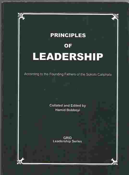 Image for Principles of Leadership According to the Founding Fathers of the Sokoto Caliphate