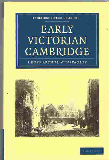 Image for Early Victorian Cambridge