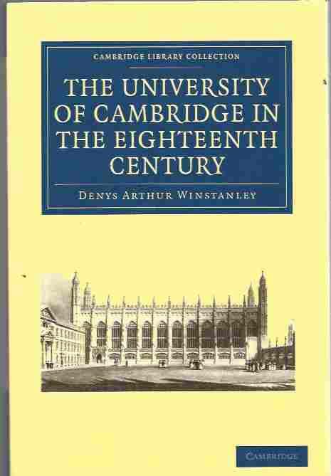 Image for The University of Cambridge in the Eighteenth Century