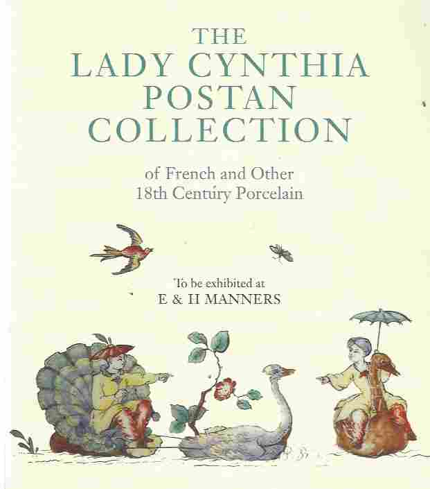 Image for The Lady Cynthia Postan Colection of French and Other 18th Century Porcelain