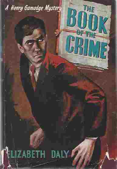 Image for The Book of the Crime : A Henry Gamadge Mystery