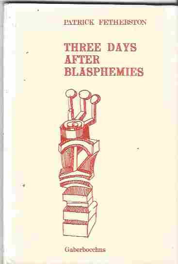 Image for Three Days after Blasphemies