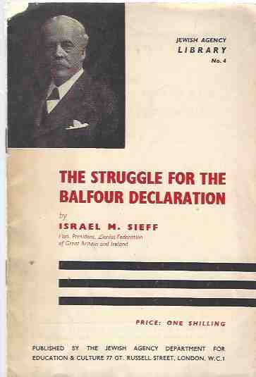 Image for The Struggle for the Balfour Declaration