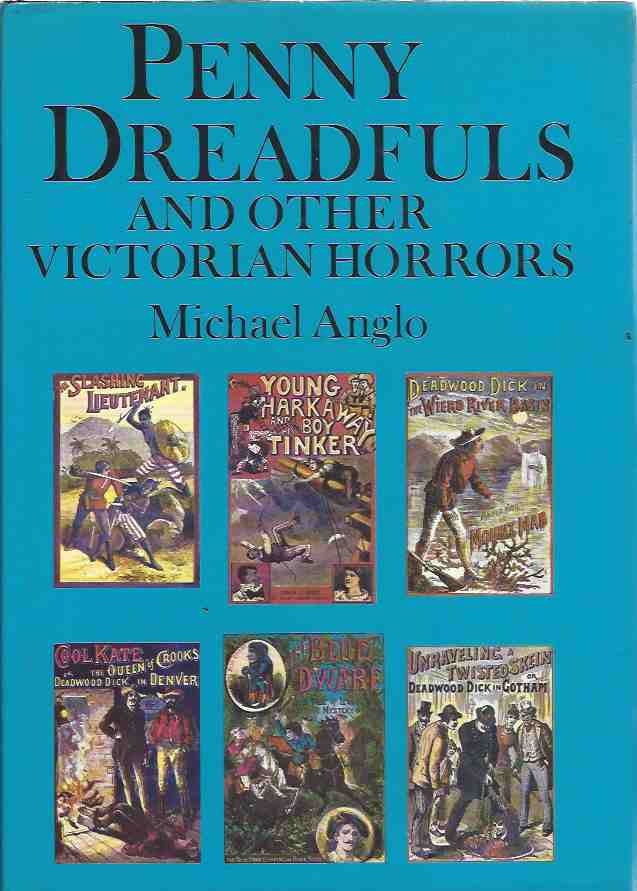 Image for Penny Dreadfuls and Other Victorian Horrors