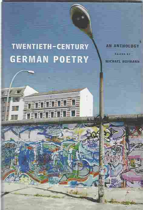 Image for Twentieth-Century German Poetry An Anthology