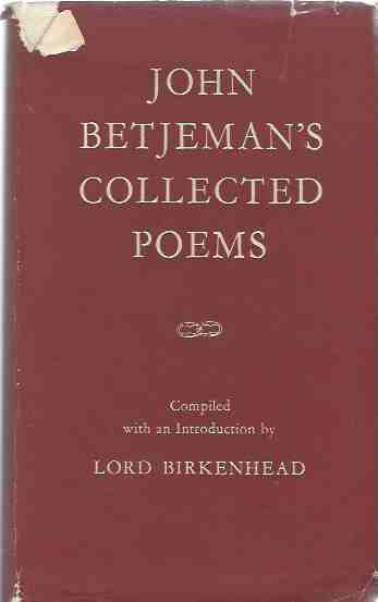 Image for John Betjeman's Collected Poems [signed copy]