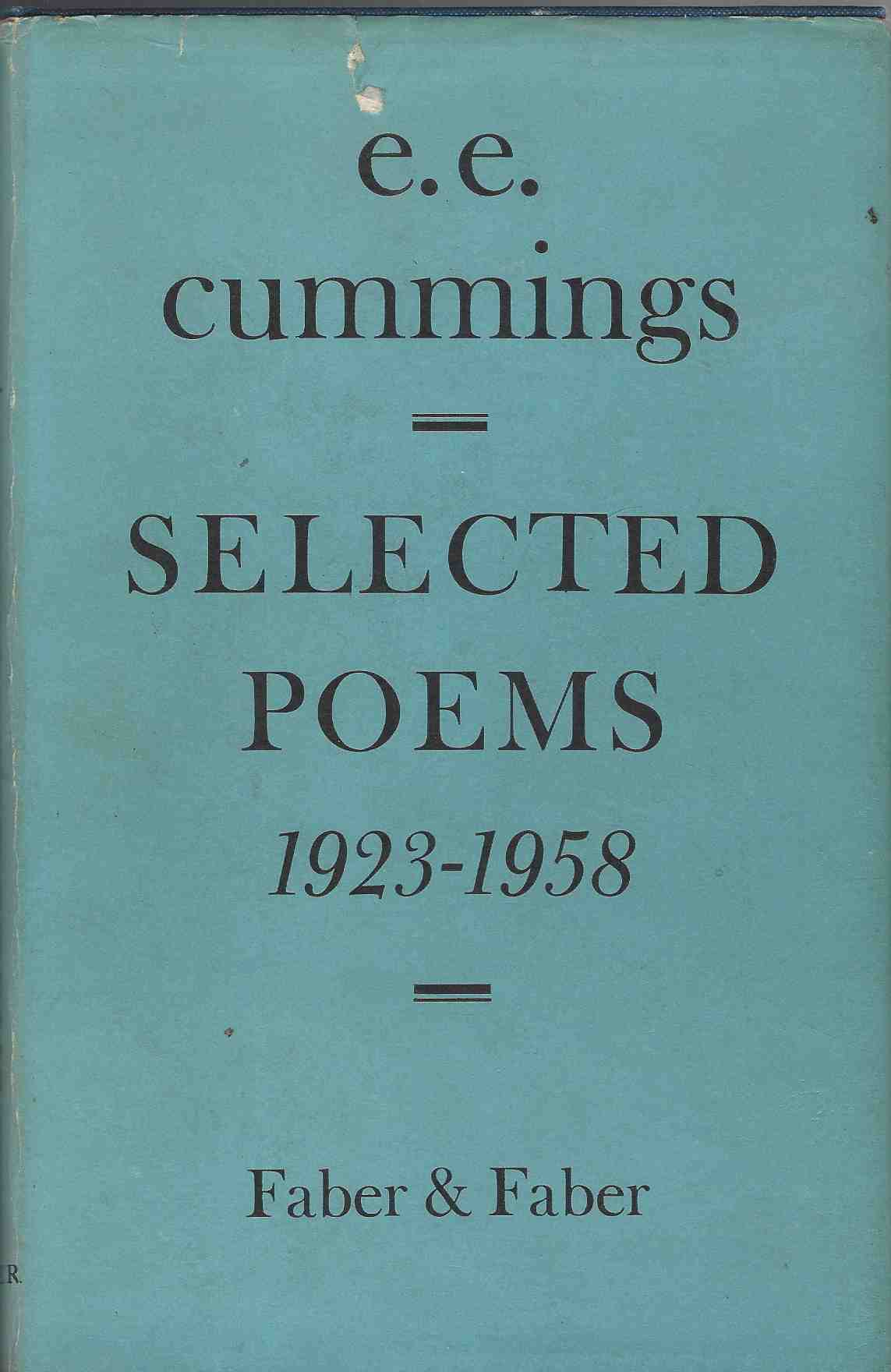 Image for Selected Poems, 1923-58