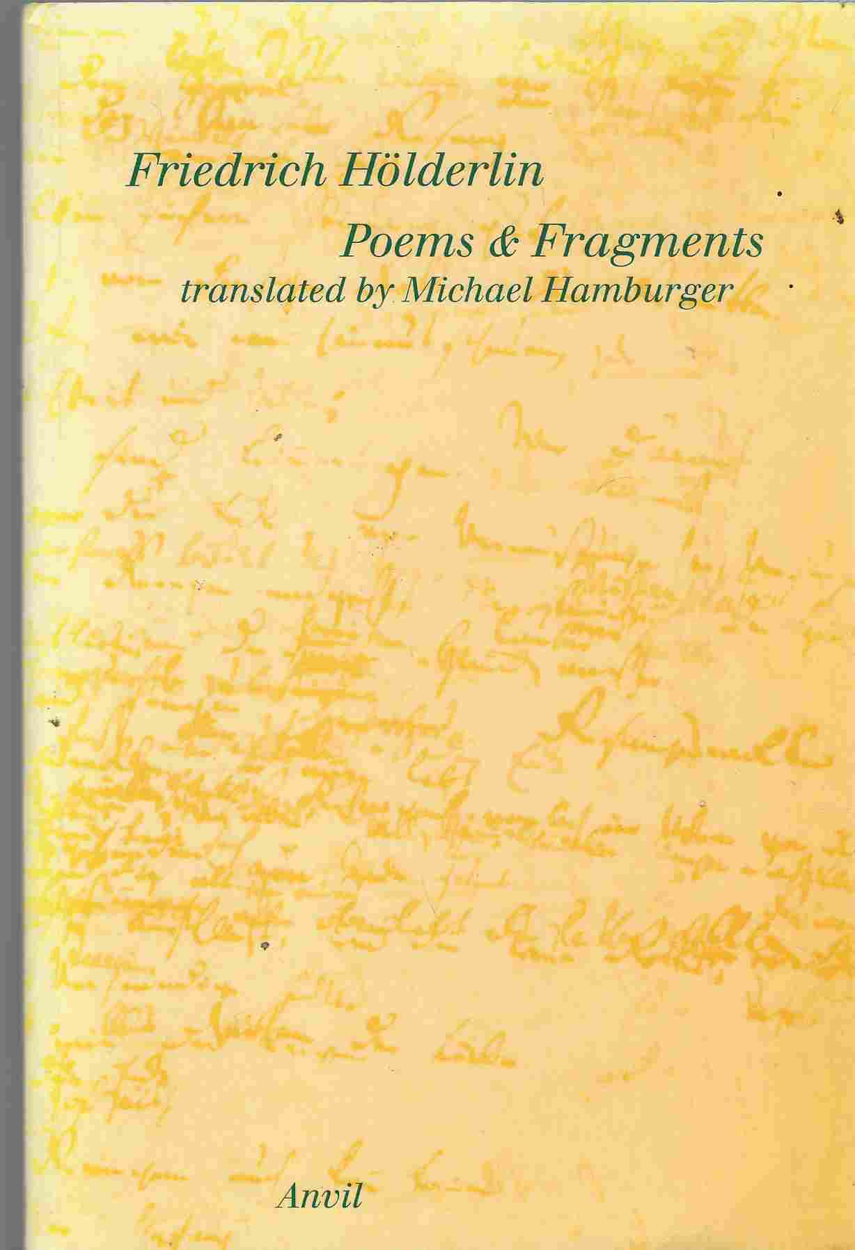 Image for Friedrich Hölderlin Poems and Fragments