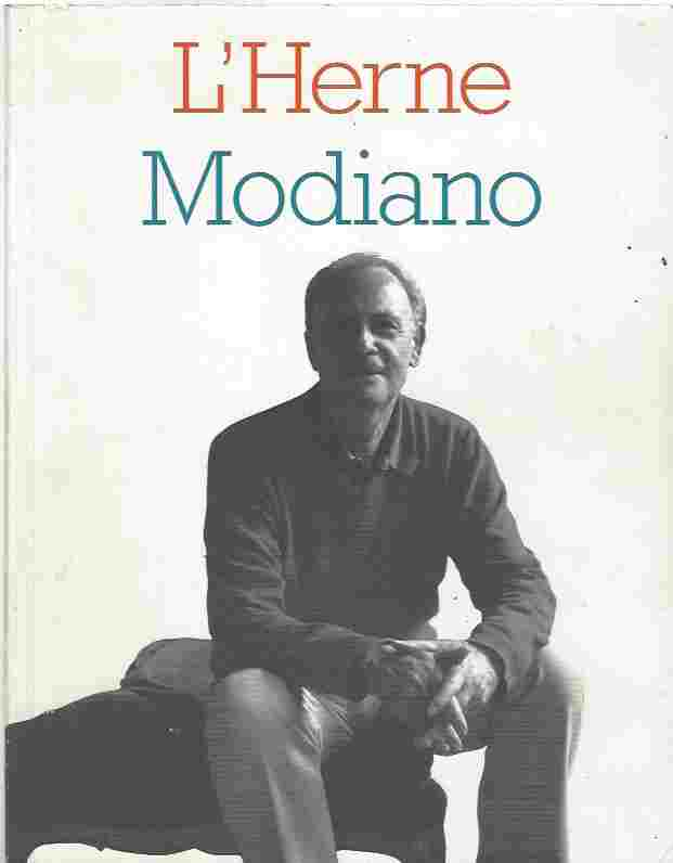 Image for Modiano/Cahiers De L'Herne