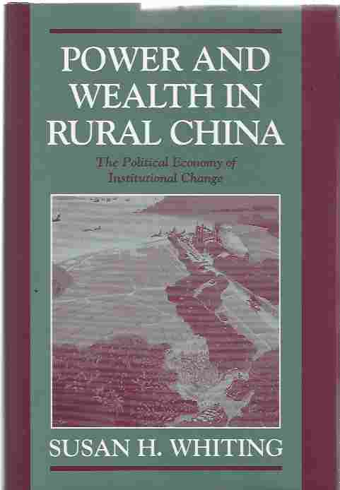 Image for Power and Wealth in Rural China The Political Economy of Institutional Change