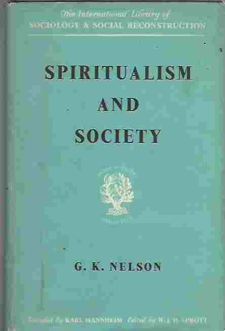 Image for Spiritualism and Society