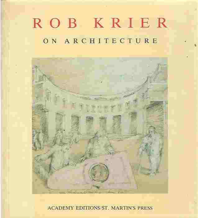 Image for Rob Krier on Architecture