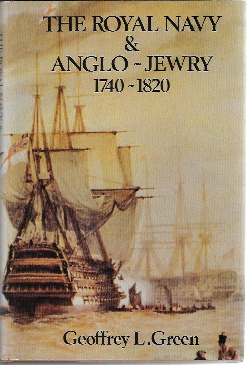 Image for The Royal Navy and Anglo-Jewry 1740-1820