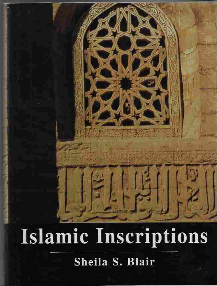 Image for Islamic Inscriptions