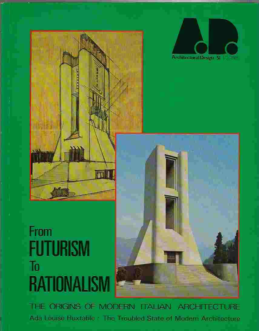 Image for From Futurism to Rationalism