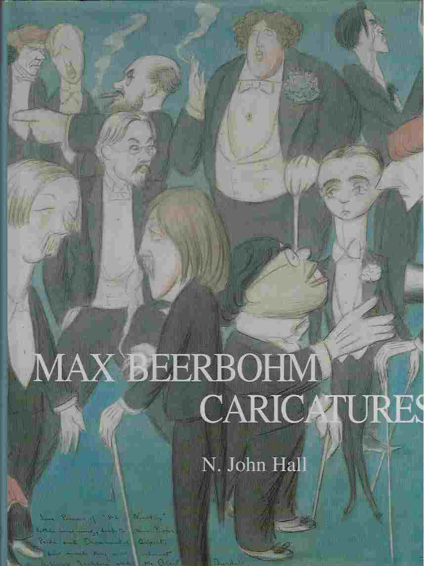 Image for Max Beerbohm Caricatures