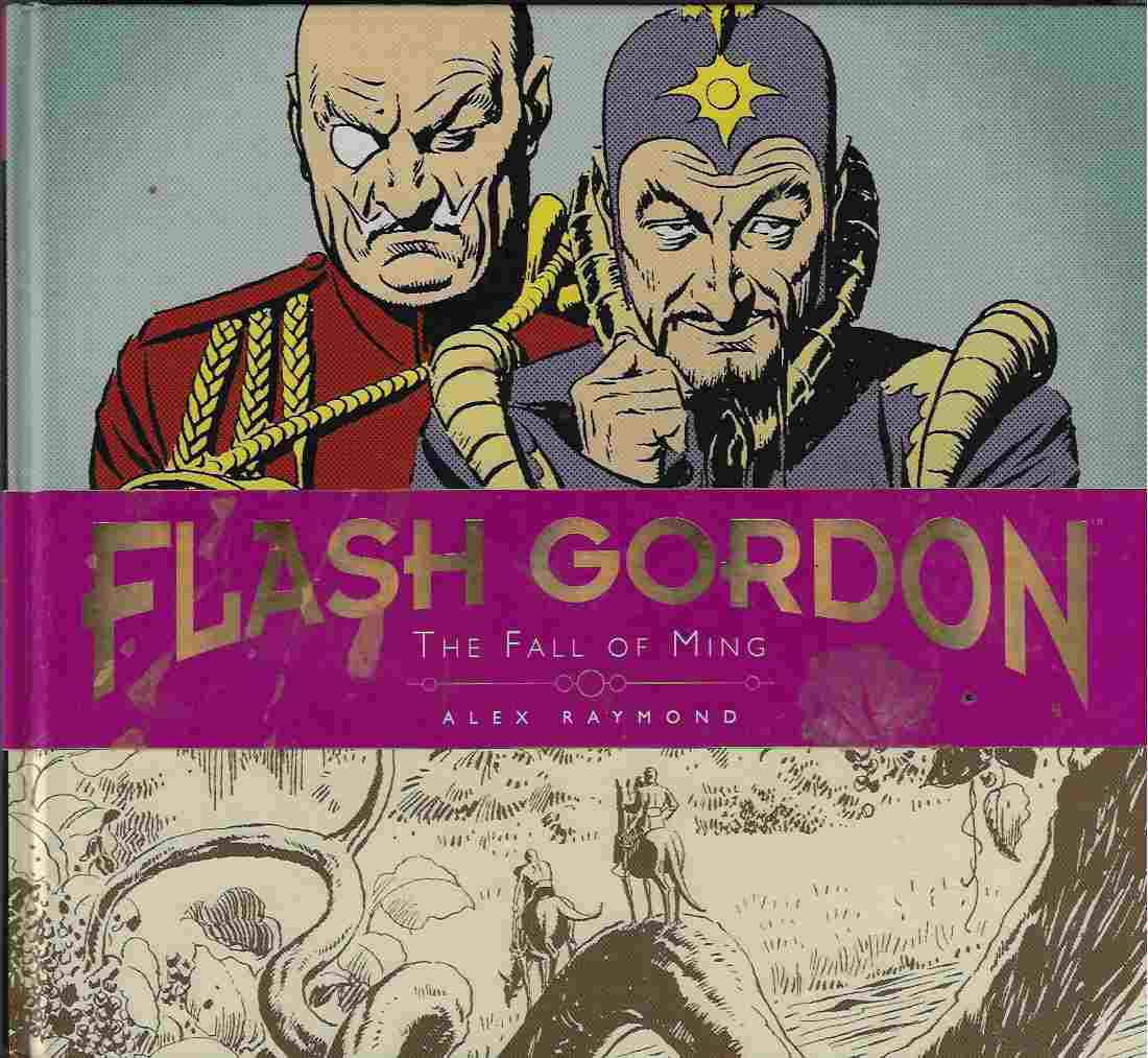 Image for The Complete Flash Gordon Library - the Fall of Ming