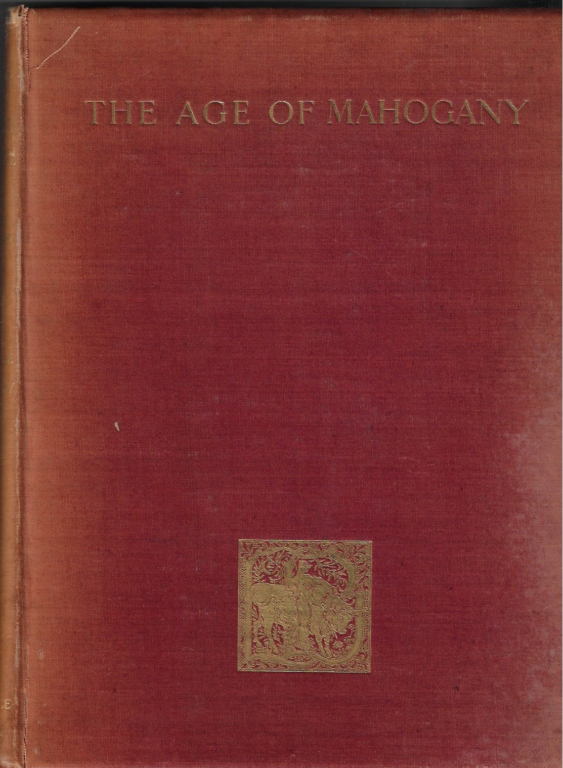 Image for A History of English Furniture; the Age of Mahogany