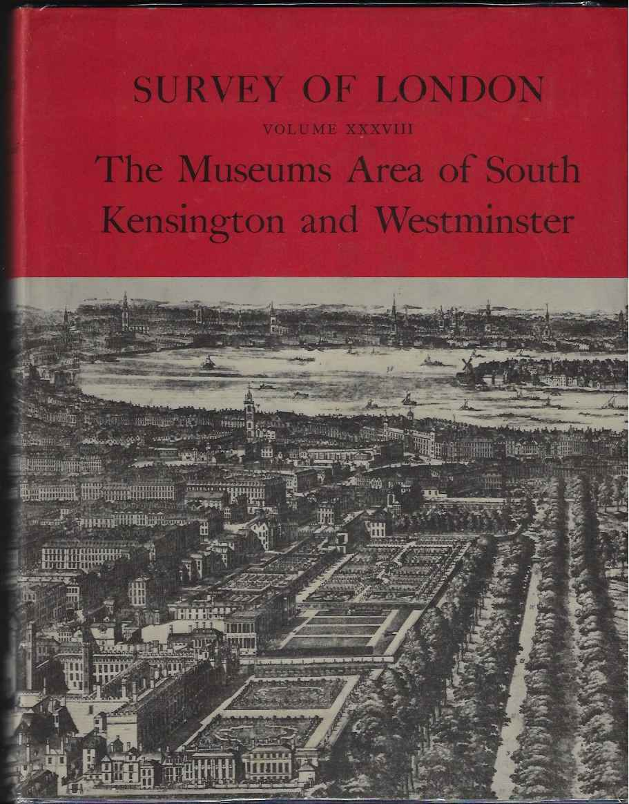 Image for Survey of London v. 38: Museum Area of South Kensington and Westminster