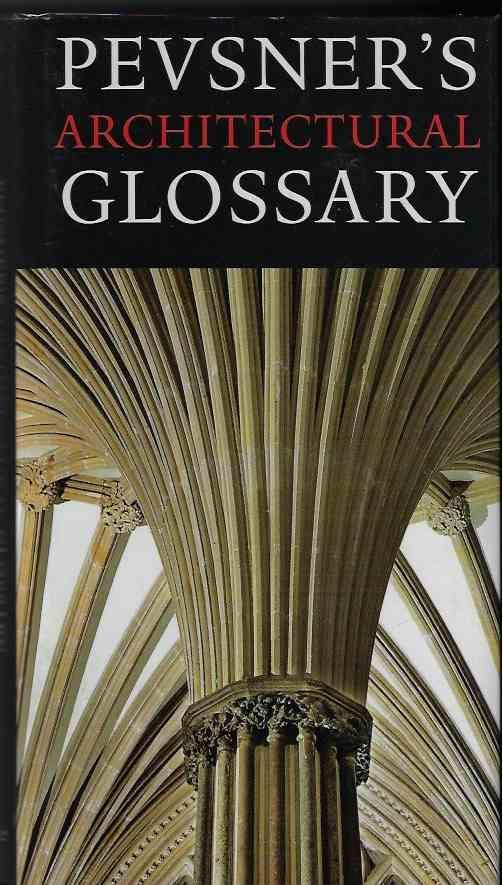 Image for Pevsner's Architectural Glossary